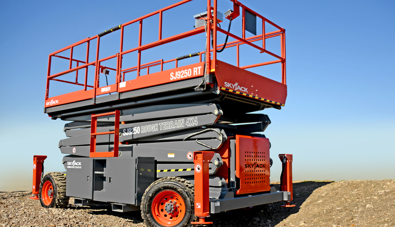Skyjack 9250 - GPT Plant and Tool Hire